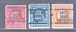 U.S. 499 +    Perf.  11   * (o)    RHODE  ISLAND   1917 Issue - United States