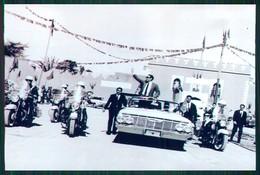 A15 MOROCCO MAROC MARRUECOS CPSM TIZNIT - VISITE HASSAN II - Otros