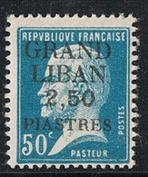 GRAND LIBAN N°17 N* - Great Lebanon (1924-1945)