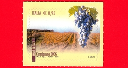 Nuovo - MNH - ITALIA - 2016 - Made In Italy: Vini DOCG - Carmignano  - Prato – (Toscana)  - 0,95 - 1946-.. République