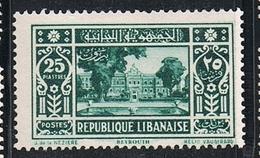GRAND LIBAN N°146 N* - Great Lebanon (1924-1945)