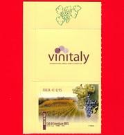 Nuovo - MNH - ITALIA - 2016 - Made In Italy: Vini DOCG - Colli Di Conegliano  - Treviso (Veneto) - 0,95 - 1946-.. République