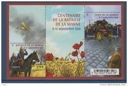 2014-N° F4899**(4899/4900) BATAILLE DE LA MARNE - France