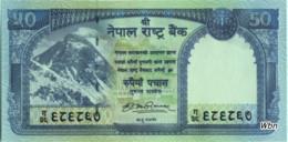 Nepal 50 Rupee (P63) 2008 -UNC- - Népal