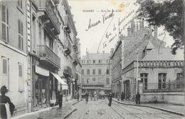 Roanne - Rue De La Côte - Edition E. Granottier - Roanne
