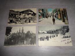 Lot De 60 Cartes Postales Du Monde       Lot Van 60 Postkaarten Van De Wereld - 60 Scans - Cartes Postales