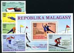 MALAGA 1975 Nr 767-771 Postfrisch (112552) - Olympische Spiele