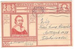 20715 - HUGO GROTIUS - Material Postal