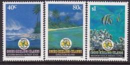 Cocos Keeling Islands 1992 Festive Season Sc 262-69 Mint Never Hinged - Kokosinseln (Keeling Islands)