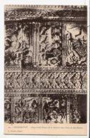 As189 Cambodge Indochine ANGKOR VAT Bas-relief Scene Galerie Des Cieux Et Des Enfers 1910s- CRESPIN 22 Saïgon - Kambodscha