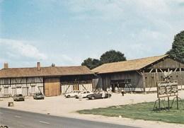 Giffaumont - La Grange Aux Abeilles - Sur Les Bords Du Lac De Der - Voitures - Citroën DS - Simca 1100 - Renault 16 - France