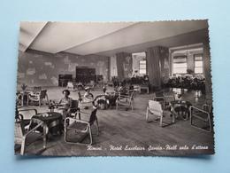 Hotel EXCELSIOR SAVOIA-Hall Salla D'attesa ( 48 ) Anno 19?? ( Zie / See / Voir Photo ) ! - Rimini