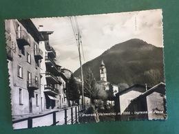 Cartolina Premano - Valsassina M.1000 - Ingresso In Paese - 1955 - Lecco