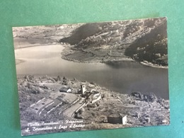 Cartolina Ranzanico - S. Bernardino E Lago D'Endine - 1963 - Bergamo