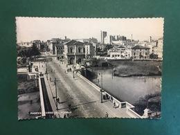 Cartolina Padova - Corso Del Popolo - 1952 - Padova