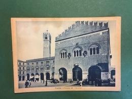 Cartolina Treviso - Palazzo Del Trecento - 1947 - Treviso