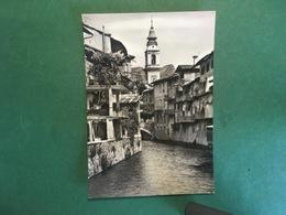 Cartolina Borgo Valsugana - Lungo Brenta - 1967 - Trento