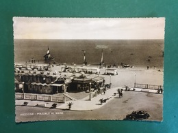 Cartolina Riccione - Piazzale Al Mare - 1930 - Rimini