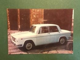 Cartolina Fulvia - Berlina Trazione Anteriore - 4 Cilindri - Potenza CV58 - 1960 - Cartoline