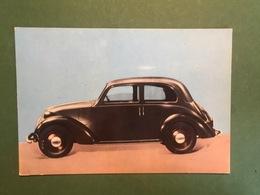 Cartolina Fiat Modello 508 C - 1939 - Cartoline