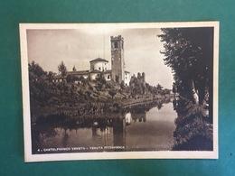 Cartolina Castelfranco Veneto - Veduta Pittoresco - 1939 - Treviso