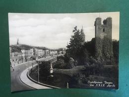 Cartolina Castelfranco Veneto - Via XXIX Aprile - 1960 - Treviso