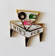 Pin's Billard WIN'S PUB - SPORT - Billard