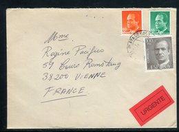 Espagne - Enveloppe En Exprès De Playa De Los .... Pour La France En 1993 - Réf AT 166 - 1991-00 Lettres