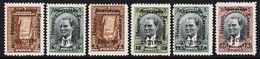 1939. Hatayin Anavatana Kavusmasi 23 7 1939. 6 Ex.  (Michel 1053 - 1058) - JF303680 - 1921-... República