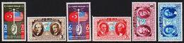 1939. USA. 6 Ex.  (Michel 1047 - 1052) - JF303682 - 1921-... República