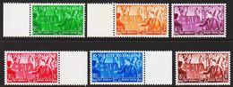 1938. Latin Letters 6 Ex. (Michel 1035 - 1040) - JF303711 - Ungebraucht