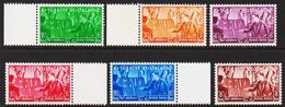 1938. Latin Letters 6 Ex. (Michel 1035 - 1040) - JF303711 - Nuevos