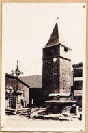 X32044 BASSOUES Gers Eglise Paroissiale Vieux Puits Profondeur 38 Mètres 1940s Carte-Photo-Bromure APA-POUX 4 - Other Municipalities