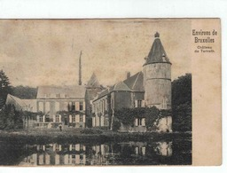 Chateau De Ternath ( 2 Scans) - Ternat