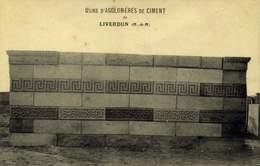 54 - LIVERDUN - USINE D'AGGLOMERES DE CIMENT / A 530 - Liverdun
