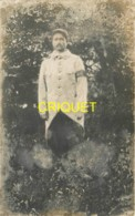 85 Fontenay Le Comte, Carte Photo D'un Poilu Du 137ème - Fontenay Le Comte