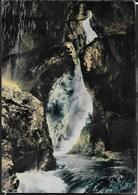 VENETO - SAPPADA (BL) - ORRIDO DELL'ACQUATONA  - VIAGGIATA DA SAPPADA 1964 - ANNULLO MECCANICO - Italia