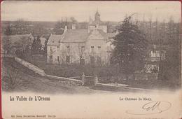 La Vallée De L'Orneau - Le Château De Mazy Gembloux CPA  (En Bon Etat) - Gembloux