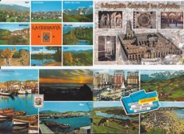 Espagne - Lot De 100 Cartes - Cartes Postales