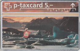 SUISSE - PHONE CARD - TAXCARD-PRIVÉE ***  ASSURANCES HELVETIA. All *** - Schweiz
