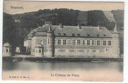 Hastière - Waulsort - Le Château De Freyr - Hermans - Ed. Colle Martin - Hastière