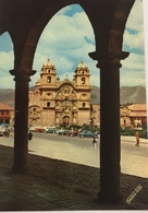 (633) Peru - Cuzco - The Jesuit Church - Pérou