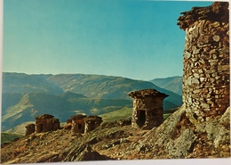 (634) Peru - Chulpas Of Senala Cancha - Ronde Stenen Torentjes. - Pérou