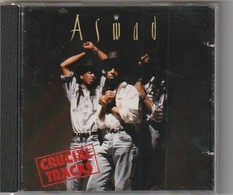CD  ASWAD   Crucial Tracks  Etat: TTB Port 110 GR - Reggae