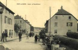 25 - PONT-de-ROIDE - Route De Montbéliard / A 530 - Andere Gemeenten