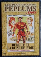 Les Plus Grands PÉPLUMS - HERCULE Et La REINE De LYDIE - Avec Steve Reeves . - DVD