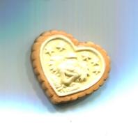 Feve A L Unite Biscuits Circus 3 Chocolats N3  1.2p2c1 - Autres
