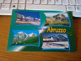 147592 SALUTI DALL' ABRUZZO - Italy