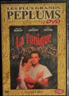 Les Plus Grands PÉPLUMS - La Tunique - Richard Burton - Victor Mature ( Le 1er Film Réalisé En CINÉMASCOPE ) . - DVD