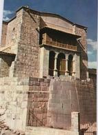 (635) Peru - Cuzco - Ccoricancha - The Sun Temple - Pérou